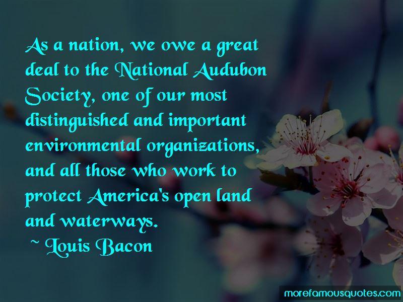 Audubon Quotes