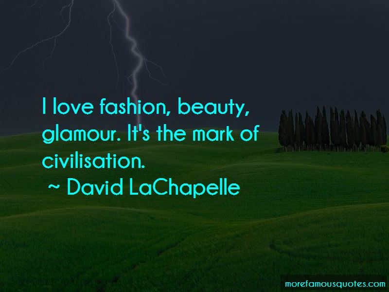 Fashion glamour quotes
