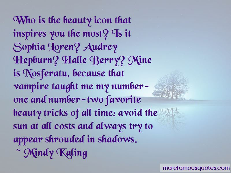 Beauty Icon Quotes Pictures 2