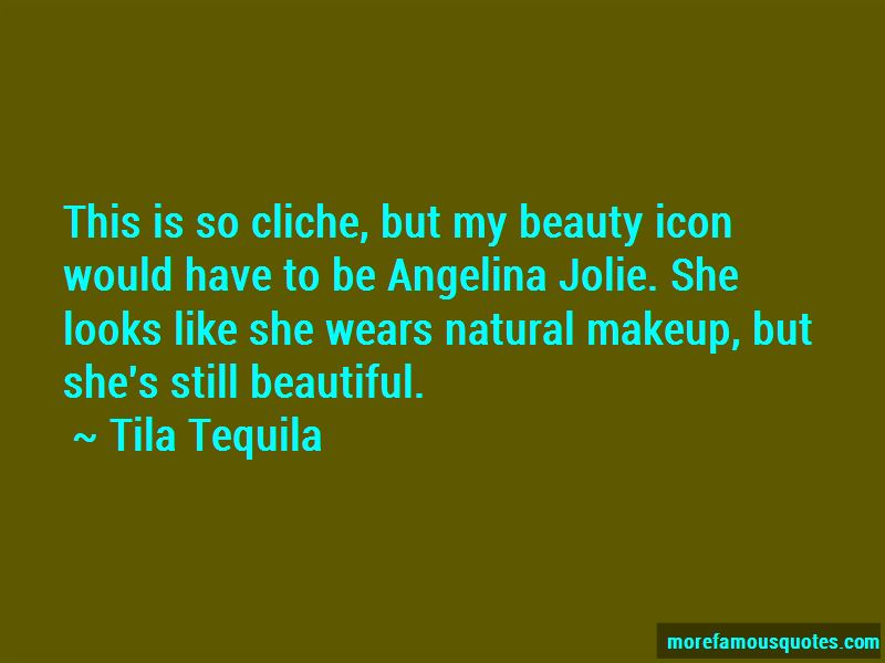 Beauty Icon Quotes
