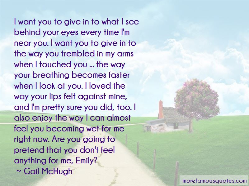 Behind Your Eyes Quotes
