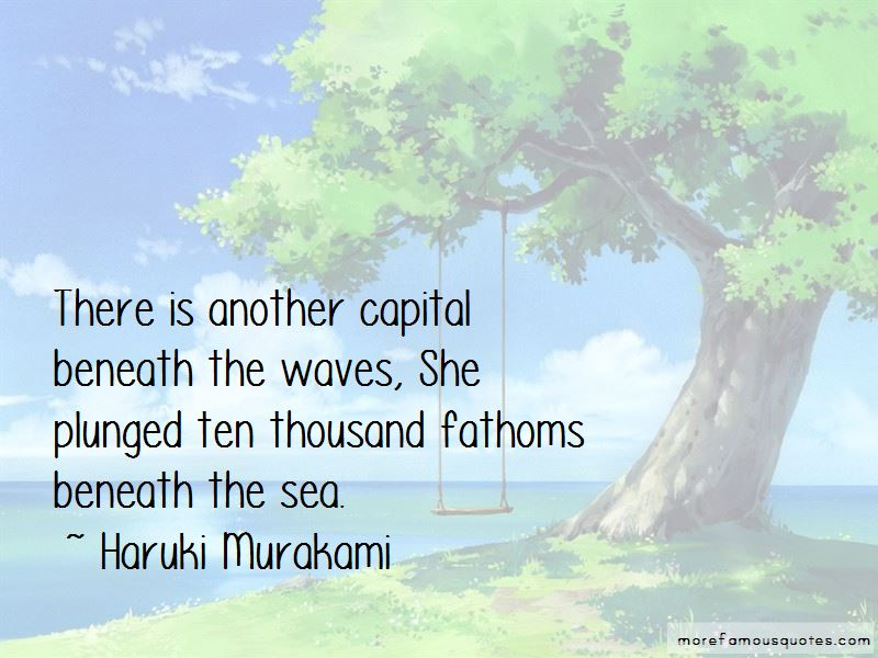 Beneath The Waves Quotes Pictures 4