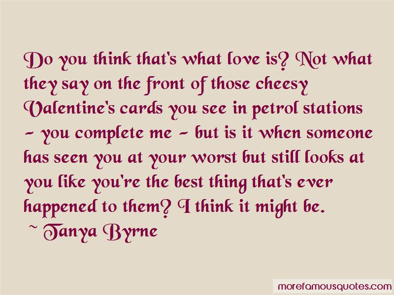 Best Cheesy Love Quotes