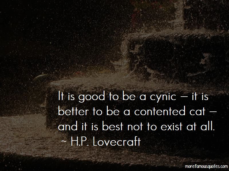 Best Cynic Quotes Pictures 2