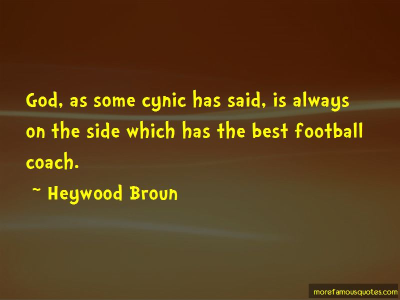 Best Cynic Quotes