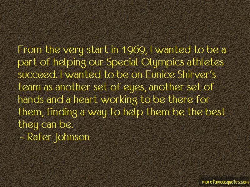 Best Special Olympics Quotes