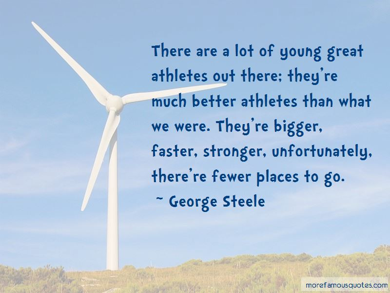 Bigger Faster Stronger Quotes