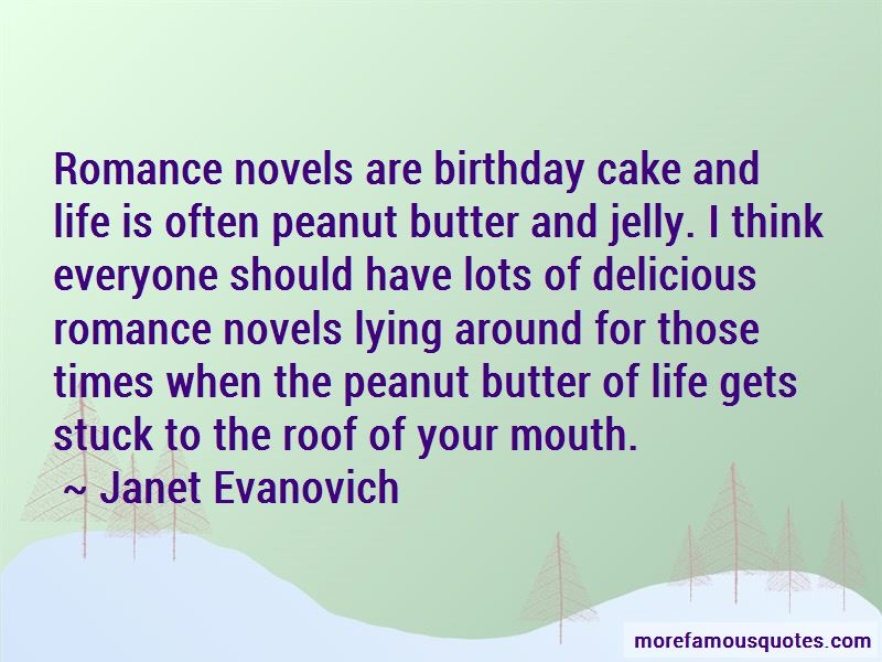 Birthday Cake And Quotes