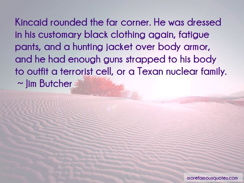 Black Clothing Quotes