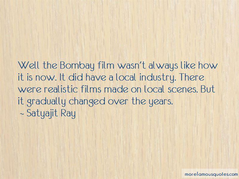 Bombay Film Quotes