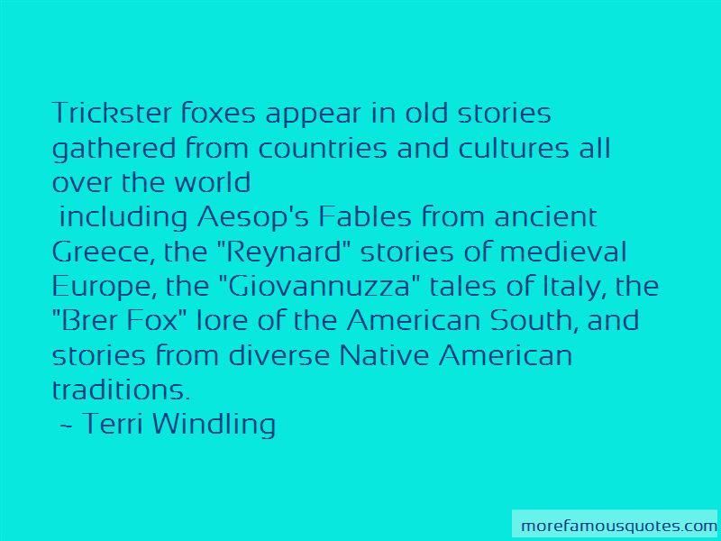 Brer Fox Quotes