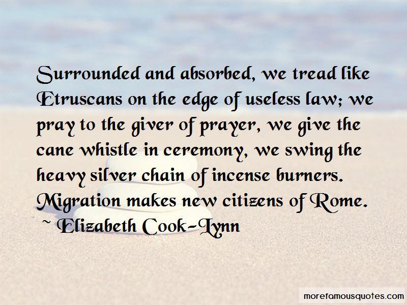 Chain Prayer Quotes