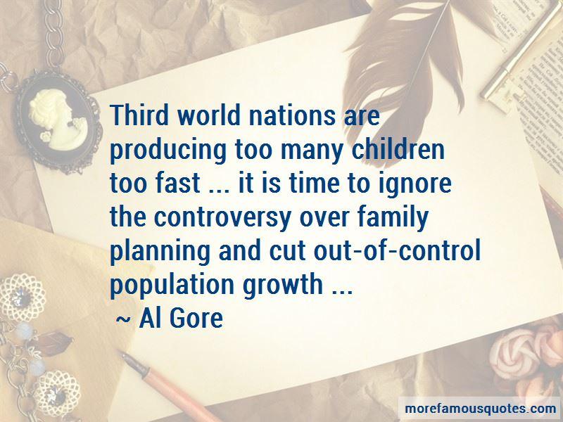 Control Population Quotes