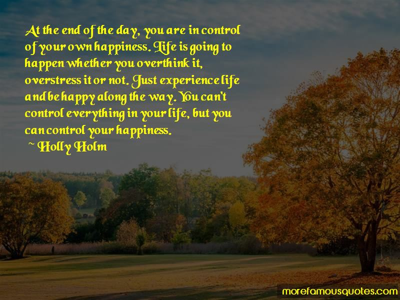 Control Your Happiness Quotes Pictures 2