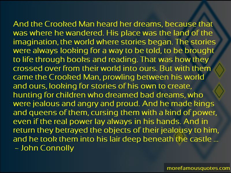 Crooked Man Quotes