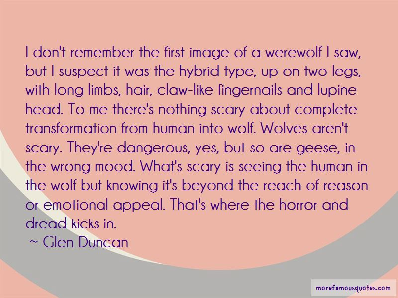 Dangerous Wolf Quotes Pictures 4