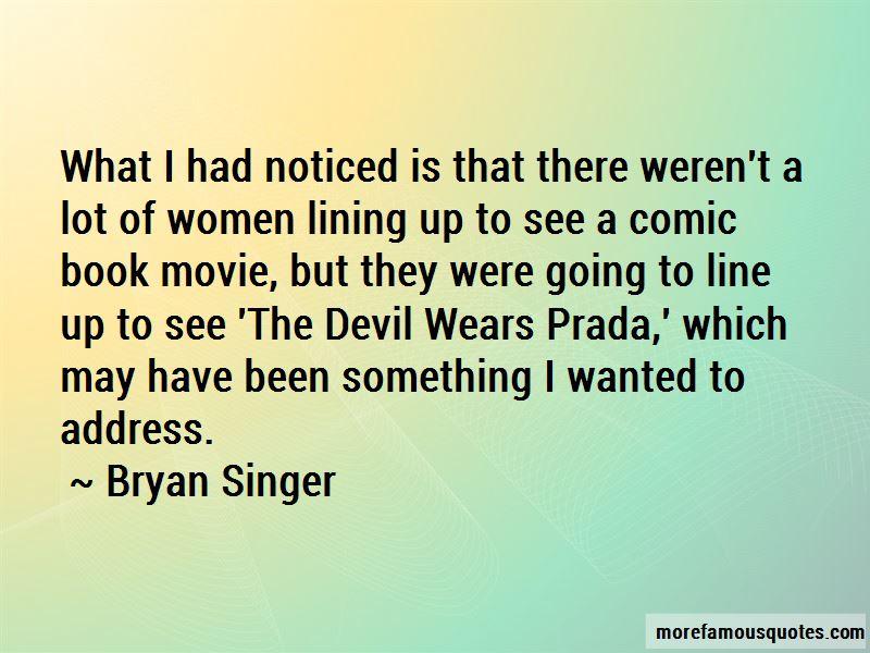 Devil Prada Quotes