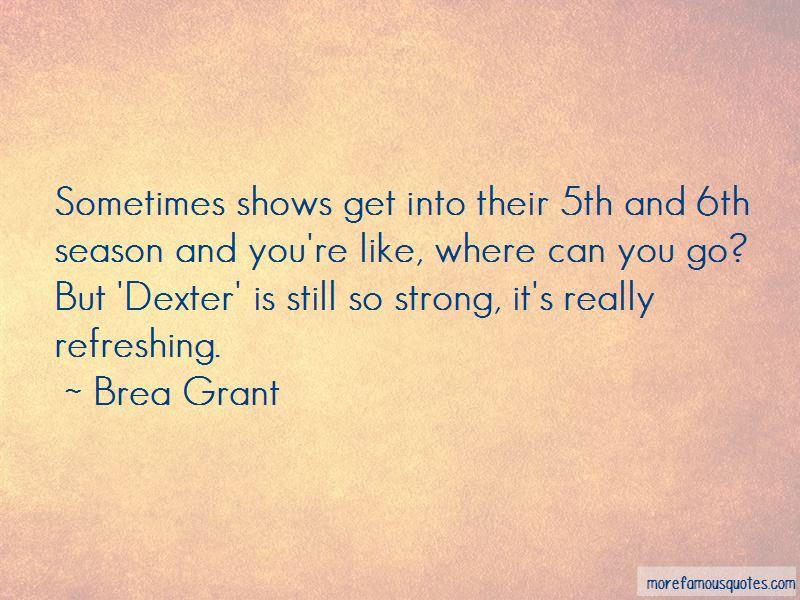 Dexter Season 4 Quotes Pictures 2