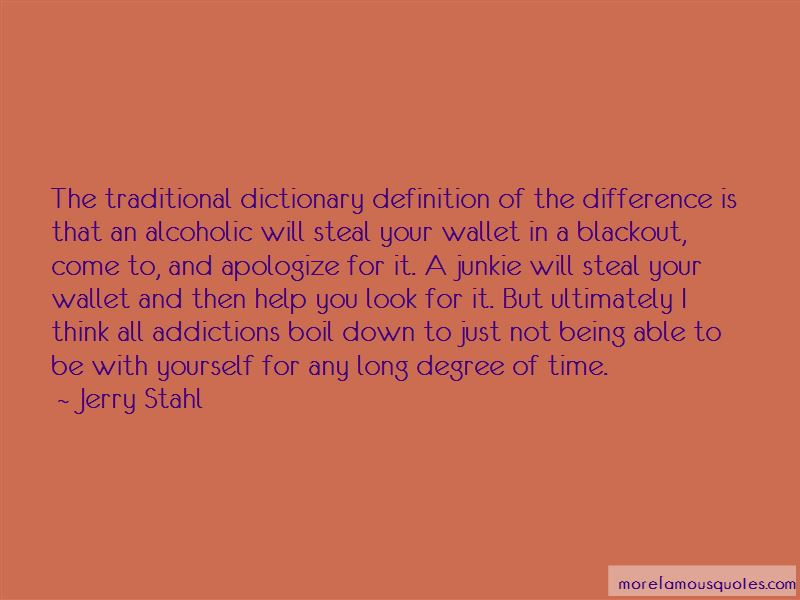 Dictionary Definition Quotes