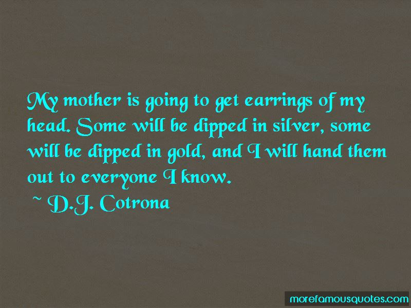 Dipped In Gold Quotes