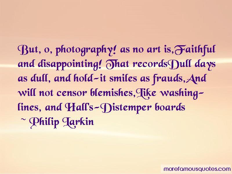 Distemper Quotes