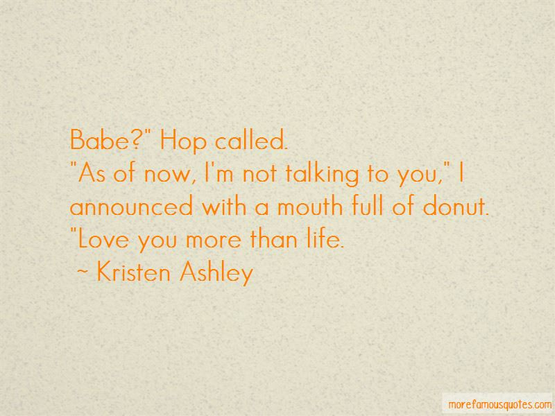 Donut Love Quotes Pictures 4