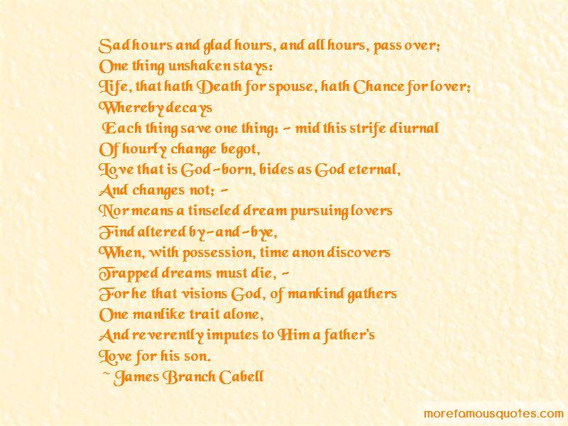 Dream Pursuing Quotes