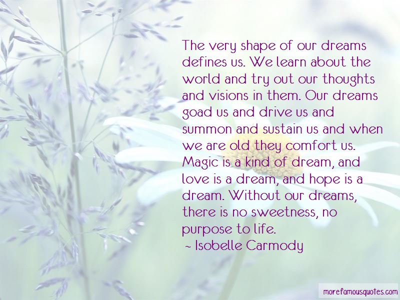 Dreams And Thoughts Quotes Pictures 4