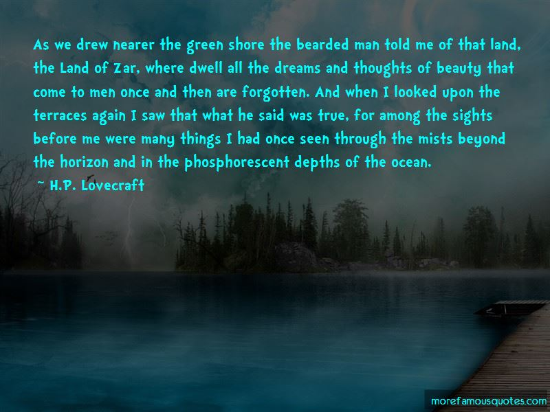 Dreams And Thoughts Quotes