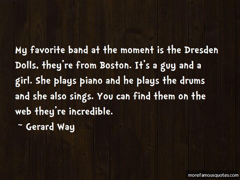 Dresden Dolls Quotes