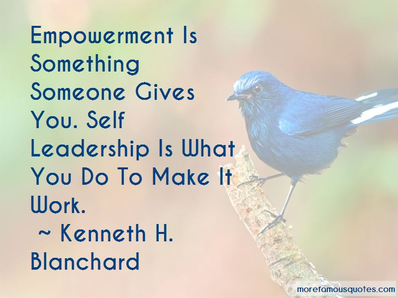 Empowerment Leadership Quotes Pictures 3