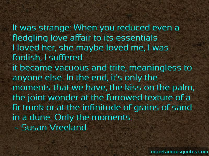 End Of The Affair Love Quotes Pictures 2