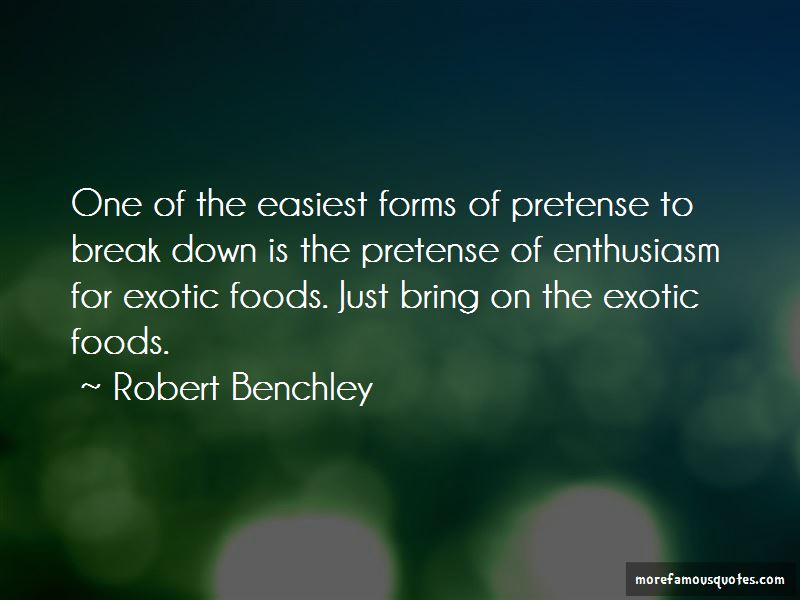 Exotic Foods Quotes Pictures 3