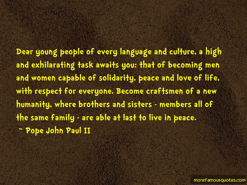 Family Love Respect Quotes Top 60 Quotes About Family Love Respect Best Love Respect Quotes