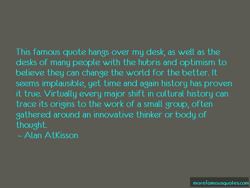 Famous Hubris Quotes