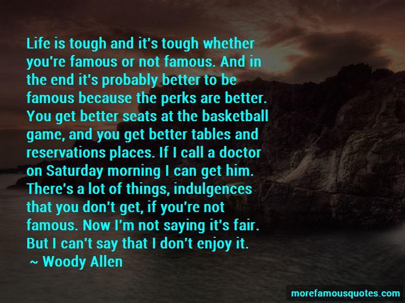 Famous Tough Life Quotes