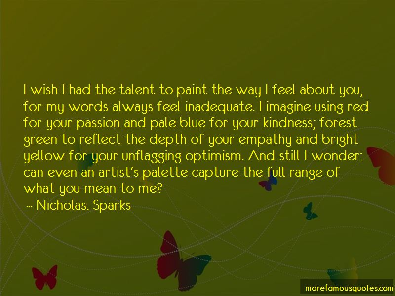 Feel About You Quotes Pictures 4