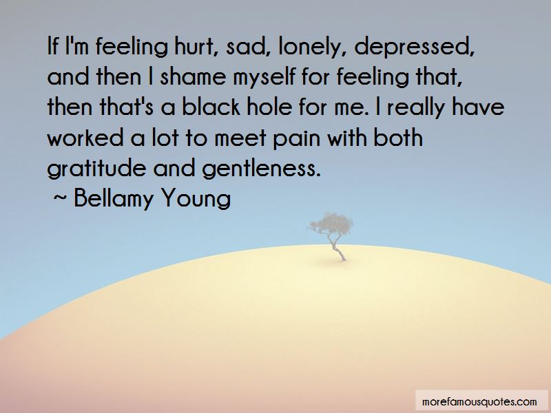 Feeling Lonely And Hurt Quotes