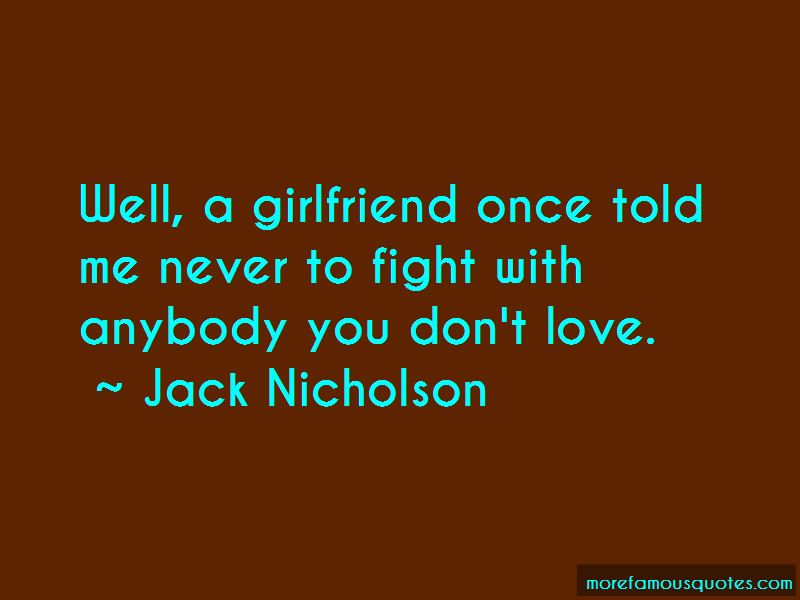 Fight With Girlfriend Quotes Pictures 4