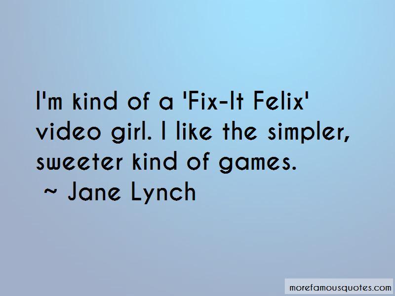 Fix It Felix Quotes