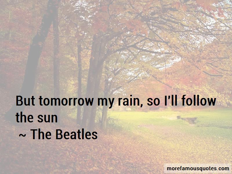Follow The Sun Quotes Pictures 3