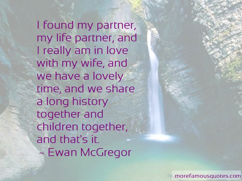 Found My Life Partner Quotes Top 8 Quotes About Found My Life
