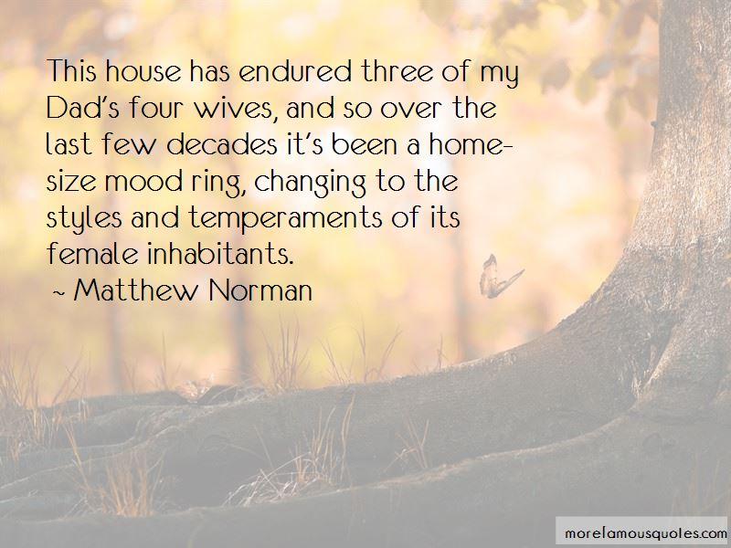 Four Temperaments Quotes