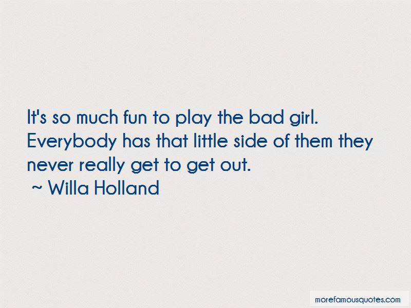 Fun Little Girl Quotes Pictures 4