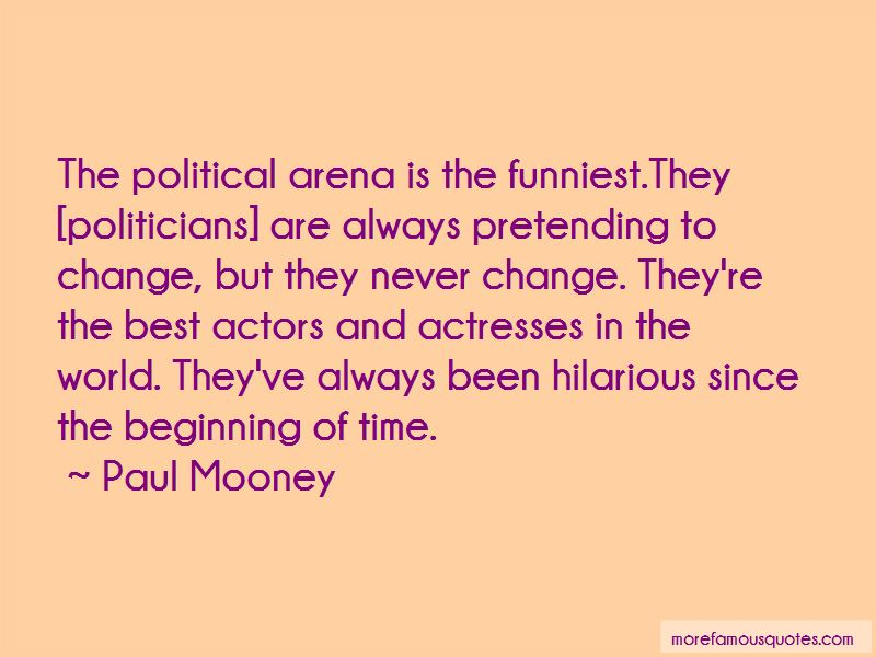 Funniest Political Quotes