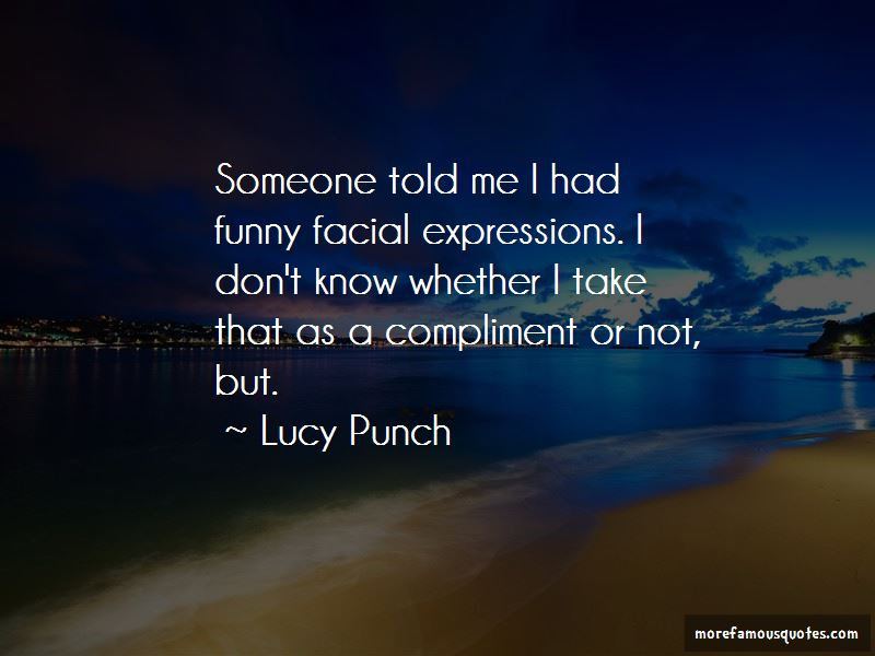 Funny Facial Quotes
