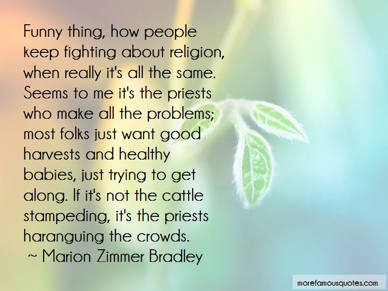 Funny Priests Quotes