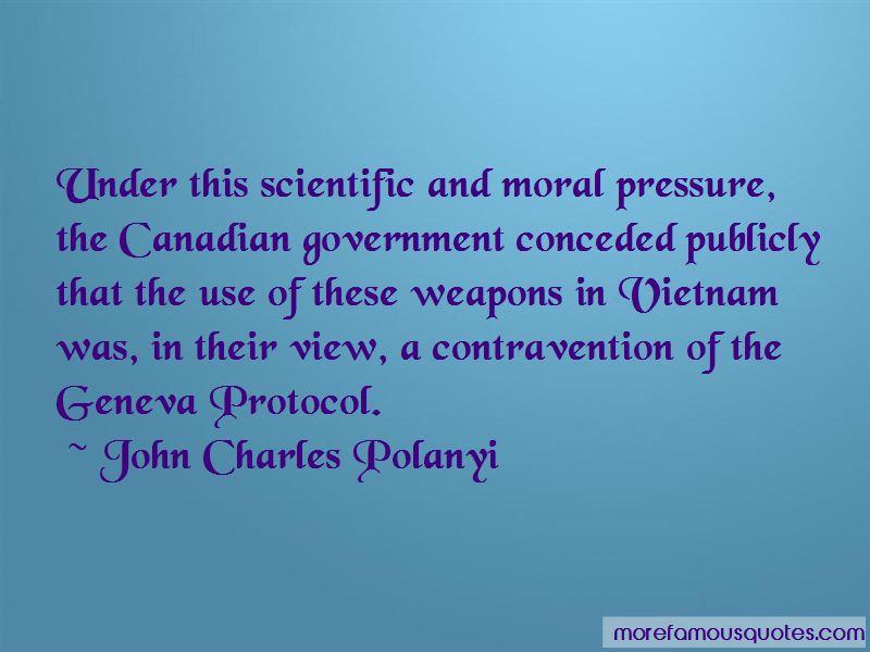 Geneva Protocol Quotes