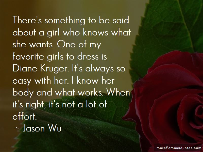 Girl Who Knows What She Wants Quotes Pictures 3