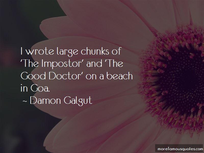 Goa Beach Quotes